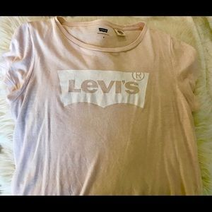T-shirt with writing